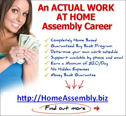 Home Assembly Job
