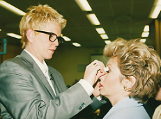 Kelcey Fry Hollywood Makeup Artist