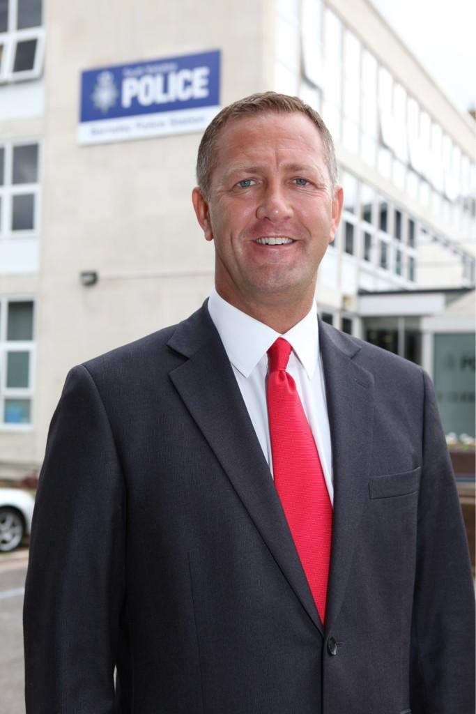South Yorkshire PCC Shaun Wright