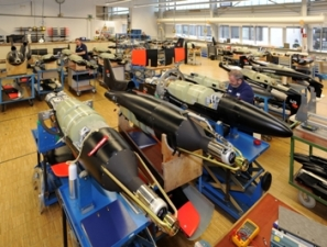 Cassidian produces 1,000th target drone
