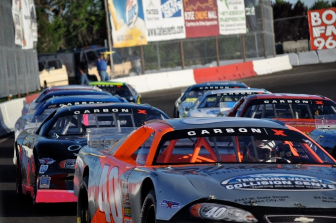 RMCS in action at Meridian (ID) Speedway 2012