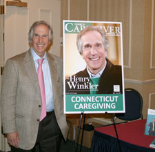 Fearless Caregiver Conference Keynote Henry Winkler