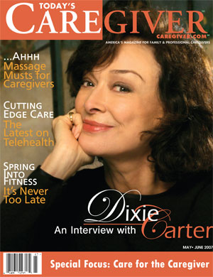 The Dixie Carter Interview