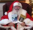 """""""Santa"""" Joe and his novels"""