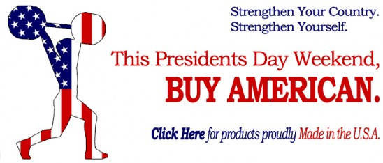 Made In The USA Presidents Day copy