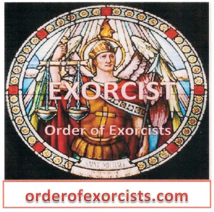 MEMBERS IN THE ORDER OF EXORCISTS