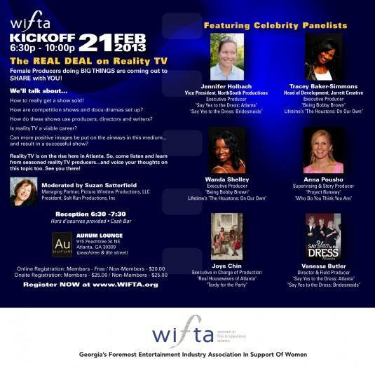 WIFTA 2013 Kickoff Flyer