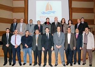 Cairo Marriott Hotel Team in Children Cancer Hospital