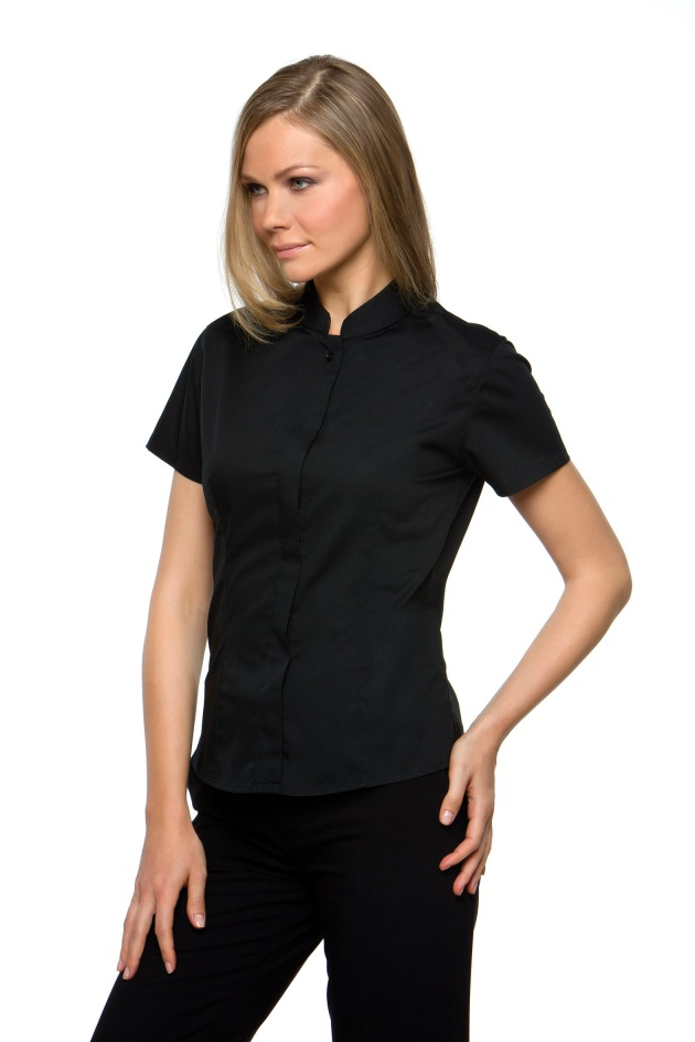Ladies Black Bar wear, perfect waitress clothing