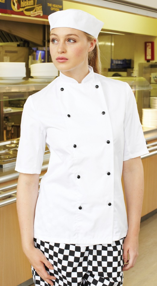 Perfect Chefs Clothing for women