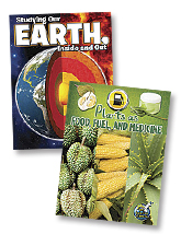 TCR102249 Studying Our Earth... & TCR102355 Plants as Food, Fuel, and Medicine