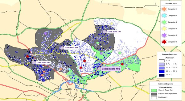MapMechanics' GIS package cuts dmbgroup's modelling time to minutes