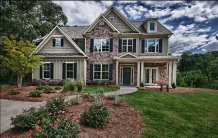 Beautiful Home in Acadia's Reece Farms Community in Cobb County