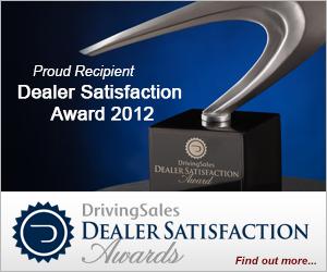 DrivingSales Dealer Satisfaction Awards