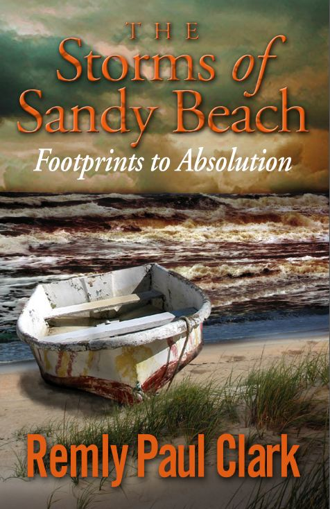 Storms of Sandy Beach - Footprints to Absolution