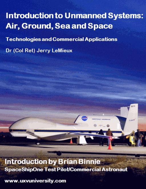 INTRODUCTION TO UNMANNED SYSTEMS TEXTBOOK