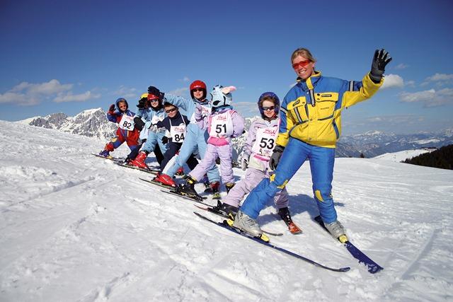 SkiWelt ©Skischule Scheffau