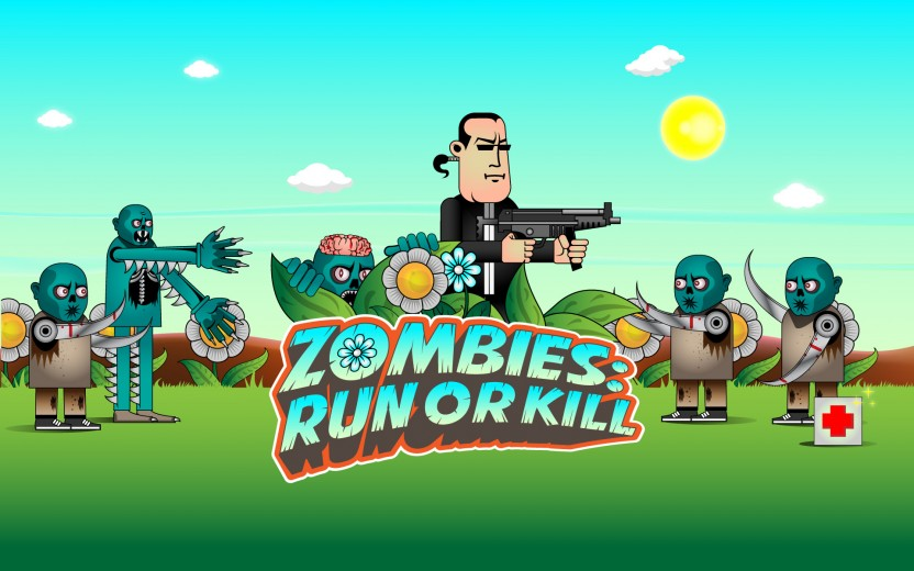 Zombies: Run or Kill