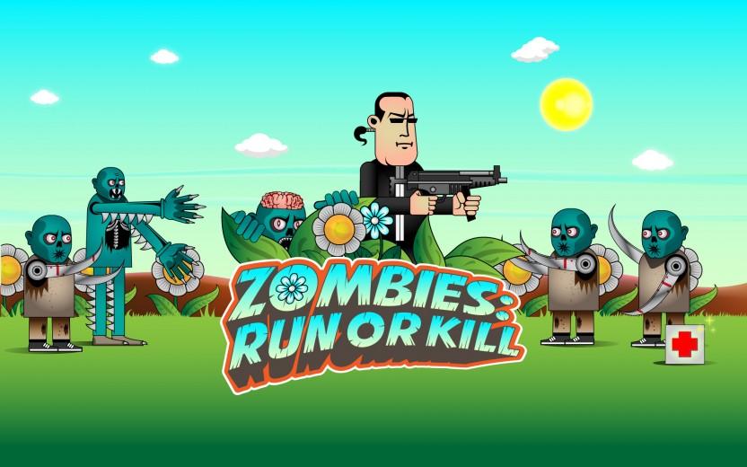 Zombies: Run or Kill
