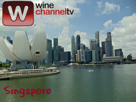 Wine Lifestyle with Wine Channel TV in Singapore