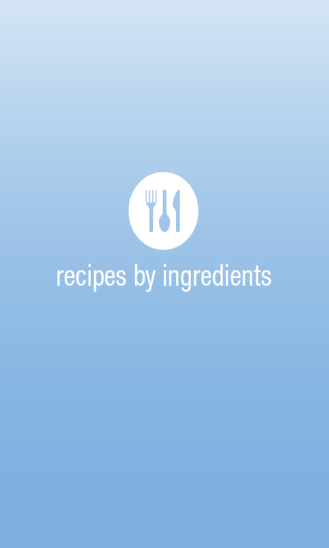 recipe screen 1