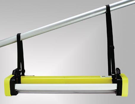 KH Industries Quad Lights, Hang Horizontally or Vertically with flexible straps
