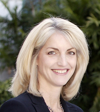 Clarice Clarke becomes second female president in Lee & Associates' history.