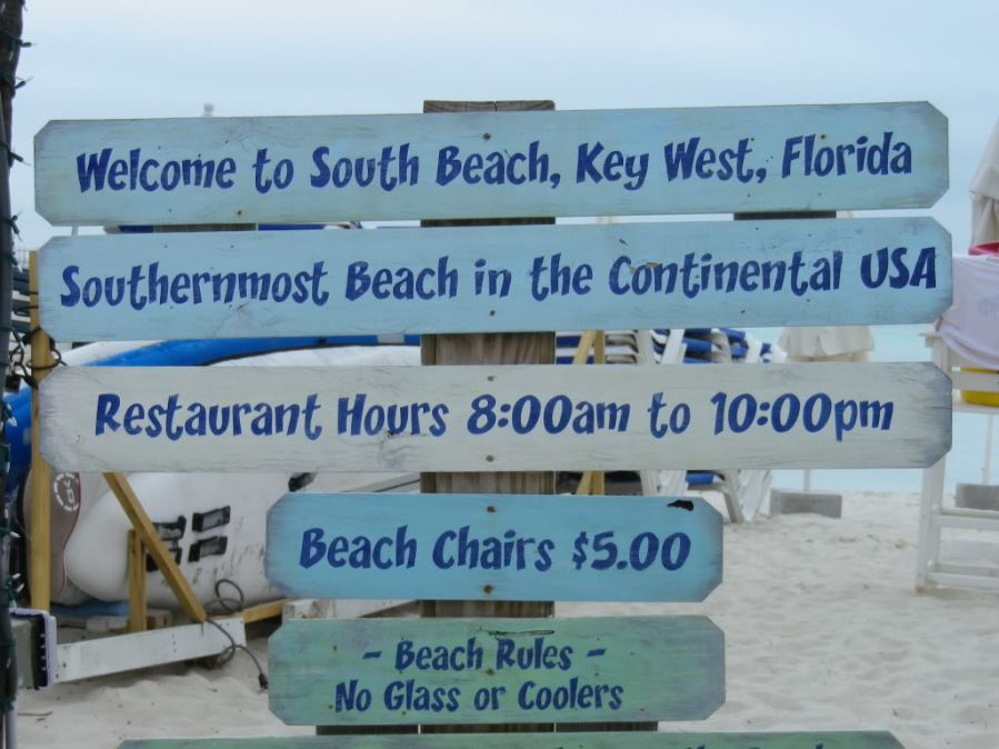 Key west is one of the top 10 spring break destinations for college
