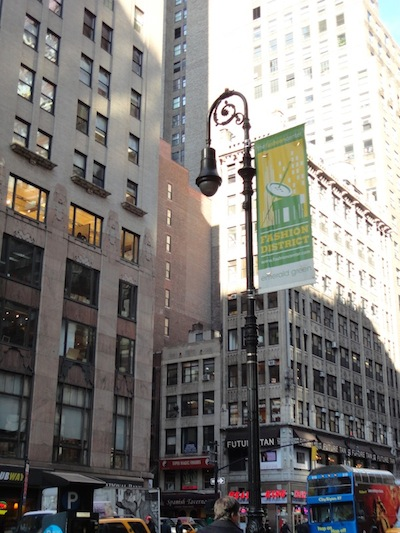 Public tours include the Garment District, Fifth Avenue, SoHo, and more.