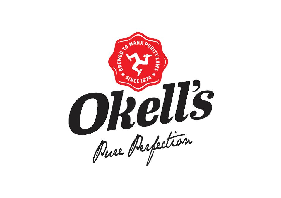 The new Okell's brand image