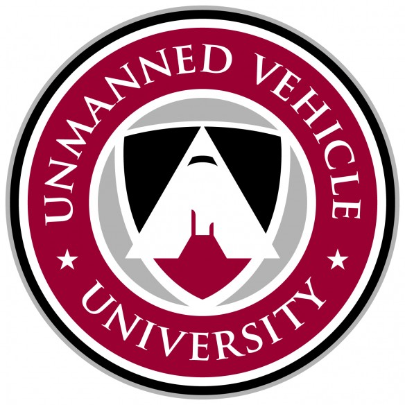 UNMANNED VEHICLE UNIVERSOTY SEAL