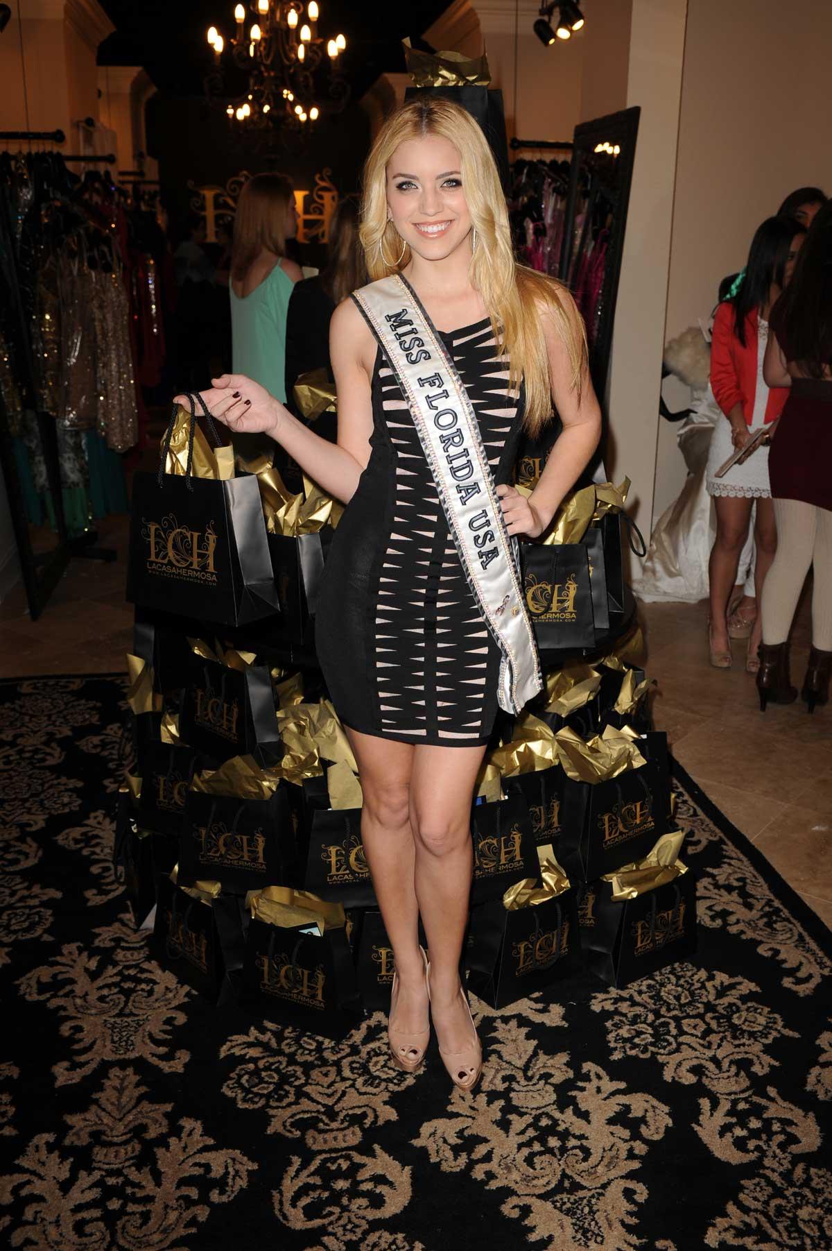 Miss Florida USA 2013 Michelle Aguirre