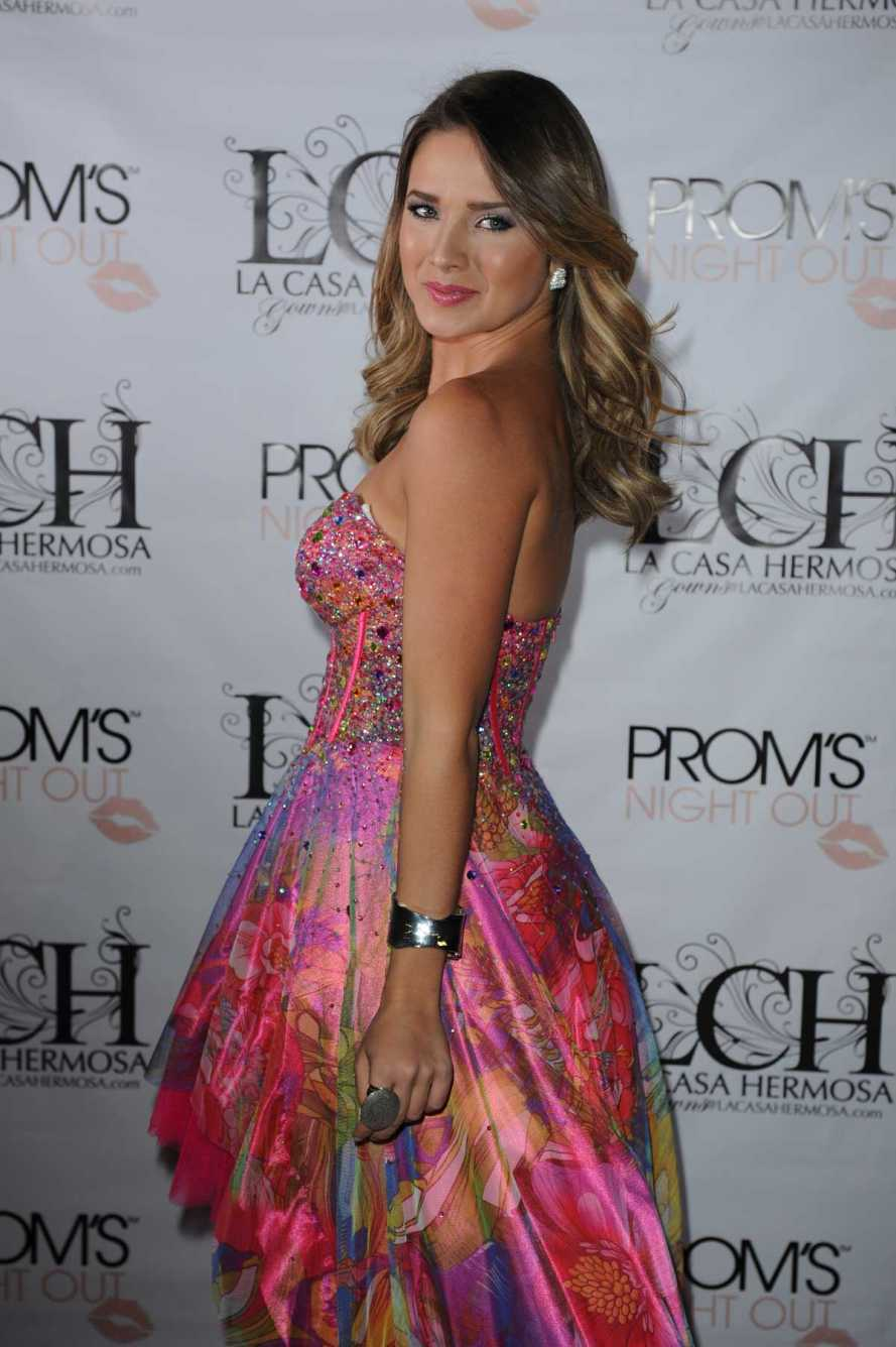 Actress Kimberly Dos Ramos of Nickelodeon.