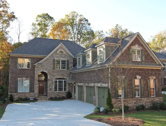 Luxury North Fulton Homes in Kilarney at St Ives
