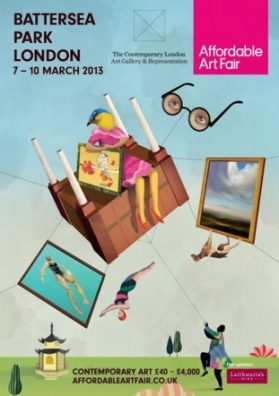 affordable art fair battersea