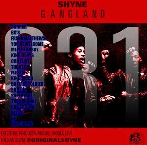 Gangland Album Cover