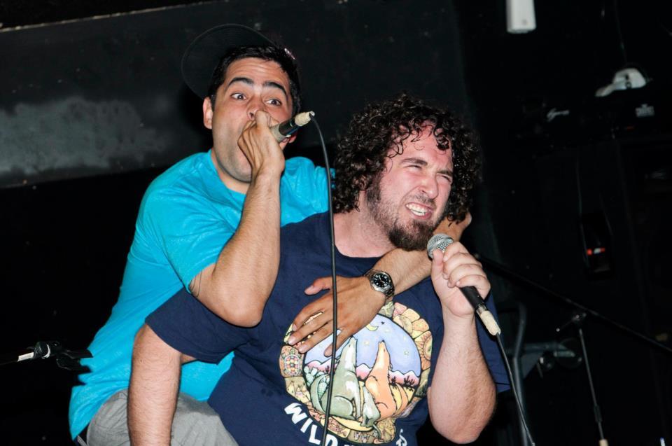 MC Randumb & Jewish Dave