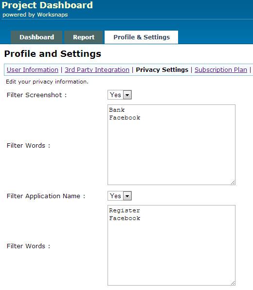Setup_Filters
