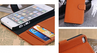 iphone-5-genuine-leather-handmade-book-case-slide