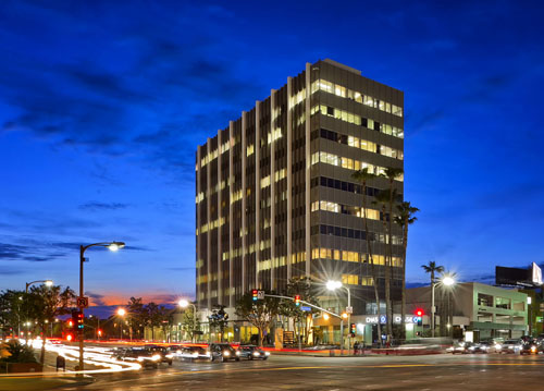 Westwood Medical Center in Los Angeles