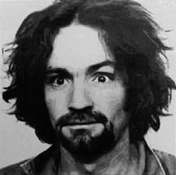 Charles Manson Public Domain Mug Shot