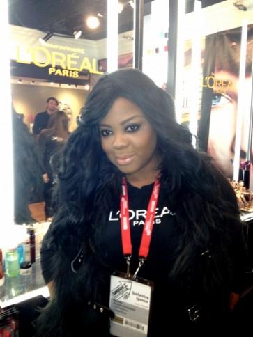 L'OREAL Paris Celebrity Makeup Artist at L'OREAL S