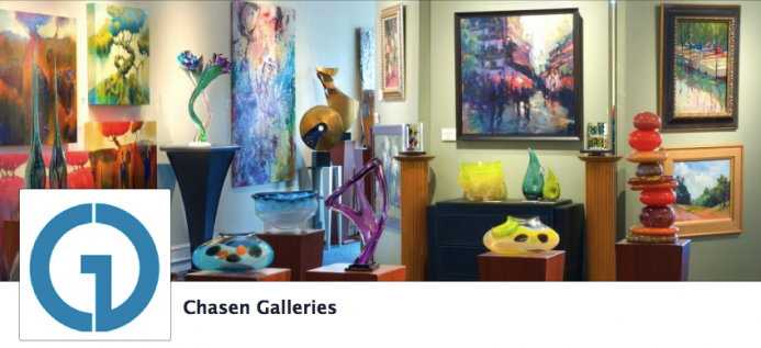 Chasen Galleries of Fine Art and Glass