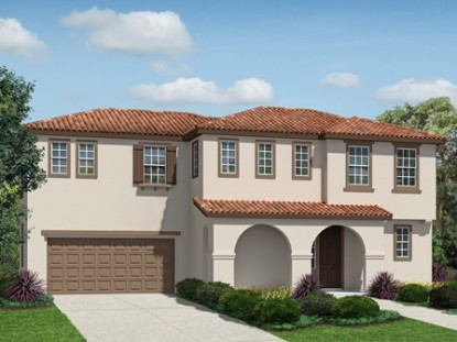 Brio Plan 2B by TRI Pointe Homes