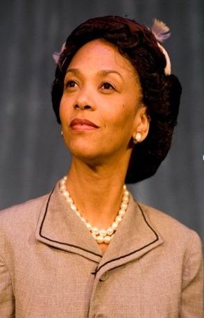 Karen Stephens as Zora Neale Hurston