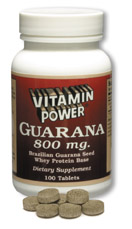 Brazilian Guarana by Vitamin Power