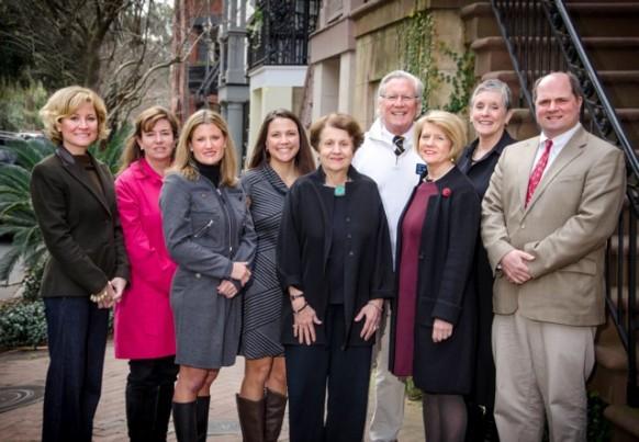 Celia Dunn Team Photo.