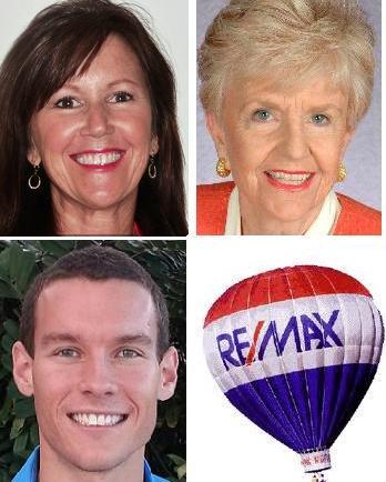 Dianne Anderson, Gail Grimley, Gabe Hartmann