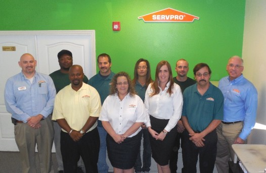 SERVPRO® of Flagler County has moved and expanded