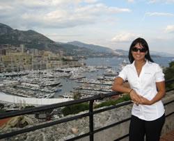 Sanaa Vohra joins the Worldwide Boat team.
